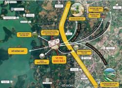 Bán nhanh lô đất xã Cổ Đông, ngay QL21, gần sân golf. Đón đầu QH Sơn Tây lên tp và mở rộng QL21. Giá rẻ để đầu tư