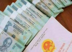 Cần bán 01 lô đất đối diện KCN Yên Phong kinh doanh buôn bán được luôn.