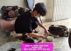 Lắp đặt Camera Hiệu Giày Quốc Bảo tại 160 Nguyễn Chí Thanh Bảo Lộc Lâm Đồng