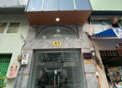 Cần bán nhà Siêu Đẹp-MT Phó Cơ Điều(4x20) 4 lầu,gúa 27ty, Trung Tâm Q5