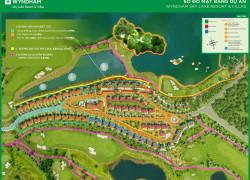 Bán Gấp Căn Biệt Thự 400m2 Trong Khuôn Viên Sân Golf Wyndham Skylake