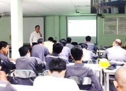 Đào tạo khóa học về rung động tại nhà máy/đào tạo công nghiệp ngắn hạn