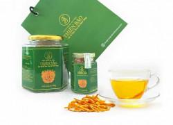 Đông trùng hạ thảo trị hẳn mất ngủ - dùng pha trà hoặc gia cố vào các mon ăn như 1 loại gia vị