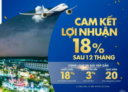 Dự án KDC gần Sân bay QT Long Thành, Century City, chính sách lợi nhuận 18%/năm