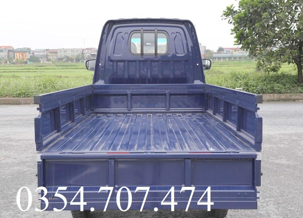 ƯU ĐIỂM XE TẢI SRM 990kg THÙNG LỬNG