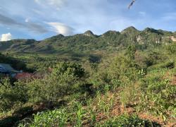 Mảnh đất hơn 1000m2 -nằm ở khu vực dân cư đông đúc, view cực đẹp