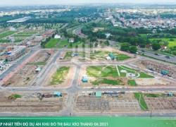 Từ 35tr/m2 trung tâm Trảng Bom-Diện mạo đang dần chỉn chu và khang trang mặt phố KDT Bàu Xéo