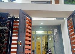 nhà mới Phú Hoà ngay trường cấp 2