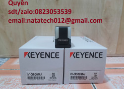 Keyence Vision Sensor (IV-G500MA) mới chính hãng giá rẻ