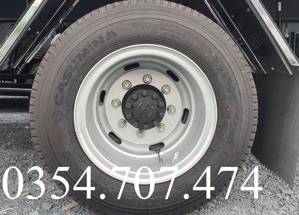 JAC N350S – ĐỘNG CƠ CUMMINS - GIẢM GIÁ CUỐI NĂM