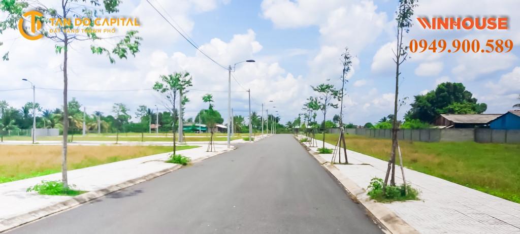 Khu Dân Cư Tấn Đồ Capital Tân An, Ngay Trung tâm Thành Phố Chỉ 399 triệu