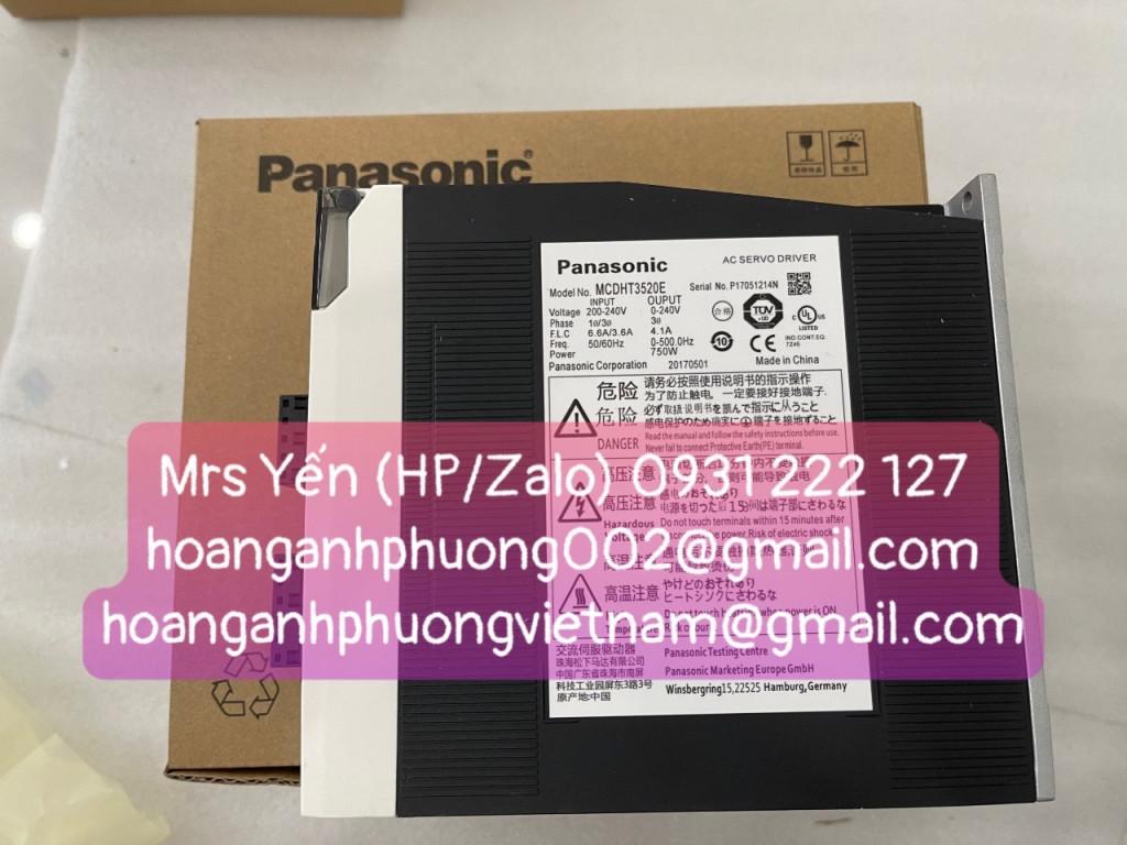 MCDHT3520E   bộ điều khiển Panasonic   Hoàng Anh Phương