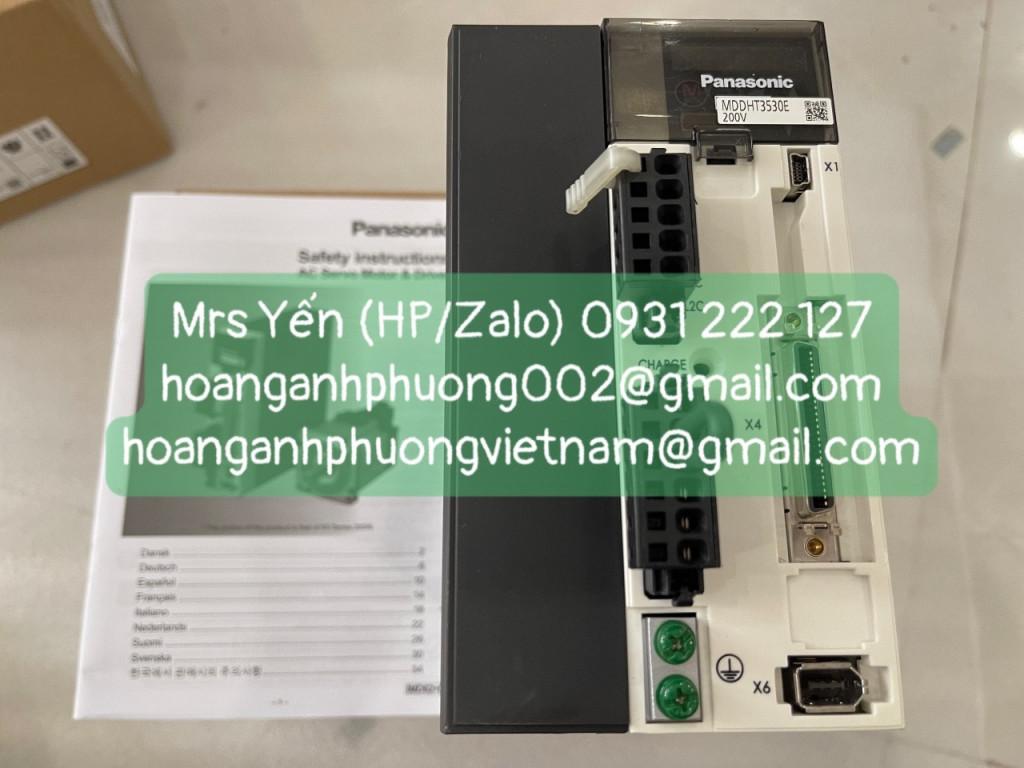 MDDHT3530E   AC Servo Driver Panasonic   Công ty Hoàng Anh Phương
