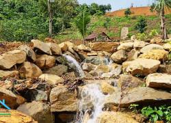 Đất Lộc Thành View Nghỉ Dưỡng đã cải tạo làm hồ thác nước 22.000m²