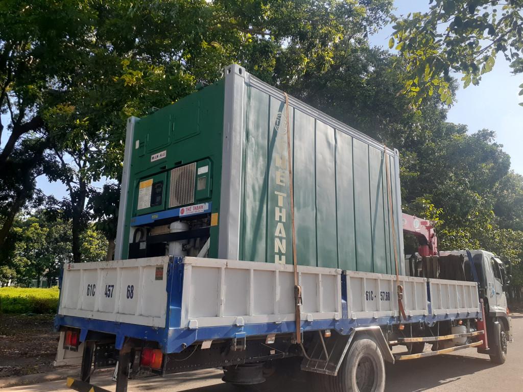 Container lạnh zin nguyên bản giá mềm.