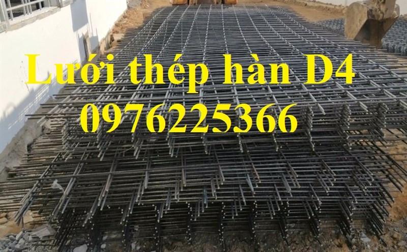 Lưới thép hàn D4 A100x100