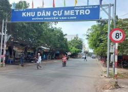 Bán nhà 1 trệt 1 lửng trục chính KDC METRO đường Ngô Sỹ Liên, P.Hưng Lợi, Q.Ninh Kiều, TP.Cần Thơ