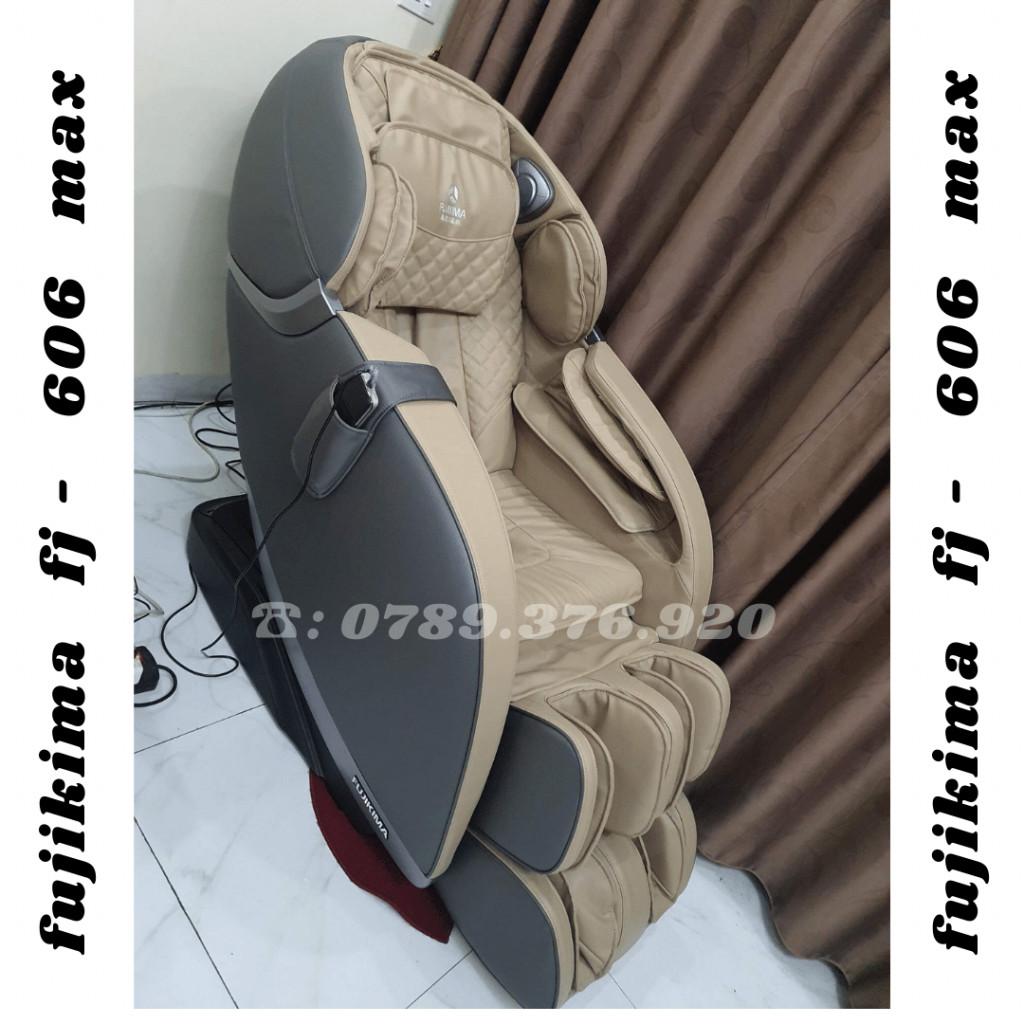 Ghế Massage FUJIKIMA FJ-606MAX #FJ606MAX giá rẻ nhất việt nam. lh 0789.376.920