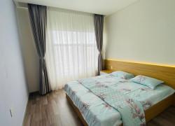 Cho thuê căn hộ Monarchy 2pn có nội thất ,tầng cao