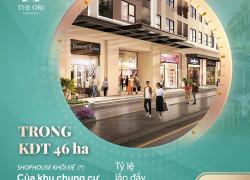 Nhận giữ chỗ shophouse dự án Ori Garden,sổ hồng lâu dài