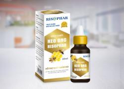 DỊCH CHIẾT KEO ONG RISOPHAR (Keo ong Hàn Quốc đậm đặc 83.33%)