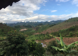 Bán cắt lỗ 40.000m2 đất tại Mộc Châu- Giá đẹp đầu tư các loại hình kinh doanh