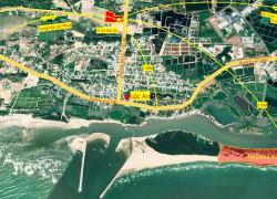 Cần bán đất 2 mặt tiền Lộc An - Hồ Lô, khu dân cư Phước Hội Hồ Tràm.