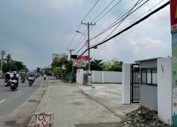 Bán đất biệt thự ven sông Sài Gòn P. Hiệp Bình Chánh Q. Thủ Đức. DT: 10x20=200m2 giá 17,5 tỷ