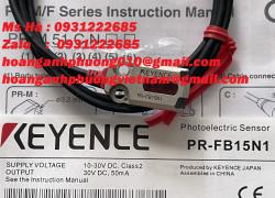 Chuyên cung cấp sensors keyence PR-FB15N1 giá rẻ