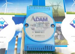 ADAM-4055: 16-ch Isolated Digital I/O Module with Modbus