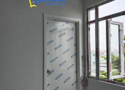Các loại cửa nhựa giả gỗ thích hợp dùng cho nhà vệ sinh
