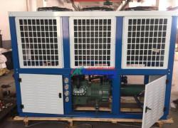 máy làm lạnh nước chiller cho bể thủy sản