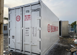Bán Container lạnh 20feet