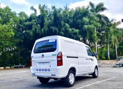 Xe tải van kenbo 2 chỗ 945kg chạy giờ cấm