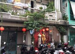 Bán nhà 1 Trệt 1 Lầu góc 2 mặt tiền Đường Mạc Đĩnh Chi KV4, P.An Cư, Q.Ninh Kiều, TP.Cần Thơ