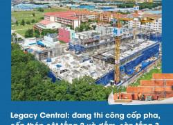 Khám phá Căn hộ giá từ 900Tr/căn tại Tp.Thuận An Legacy Central xem có gì