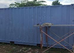 Bán và cho thuê container kho liên hệ ms hằng Sđt 0906512211