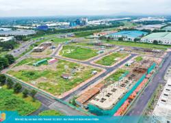 Kinh doanh tấp nập trung tâm Trảng Bom-KĐT Bàu Xéo 35 triệu/m2 và nhiều chiết khấu hấp dẫn sau dịch