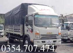 XE TẢI JAC N900 – 9T THÙNG BẠT 7M - BÁO GIÁ CHI TIẾT