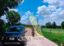 Bán đất mùa dịch, gần trung tâm thị trấn Tân Châu, ngân hàng hỗ trợ 70%