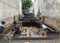 Thiết kế & thi công nhà trọn gói - Long Biên, HN