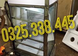 Tủ hấp và ủ bánh bao 5 tầng