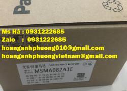 MSMA082A1E Servo motor panasonic giá rẻ toàn quốc