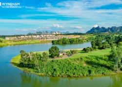 WYNDHAM SKY LAKE - Quỹ hàng ĐỘC QUYỀN mặt hồ đẹp nhất dự án - Nhận booking UT1