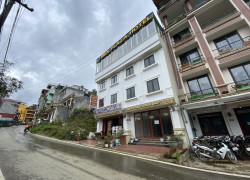 Bán cắt lỗ khách sạn trung tâm Mường Hoa - Sapa