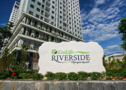 Tôi kẹt tiền ngân hàng cần bán gấp căn hộ 2PN, 65m2 chung cư Ecolife Riverside