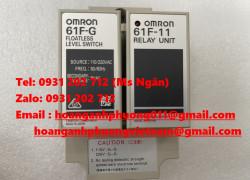 61F-G Bộ điều khiển mực nước Omron nhập khấu giá tốt
