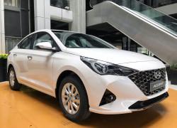 Hyundai Accent 2021 1.4 giảm giá cục mạnh, chỉ 396tr là có thể sở hữu