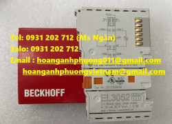 EL3052 EtherCAT Terminal Beckhoff nhập khẩu chính hãng
