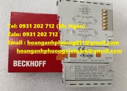 EL3064 Mô đun Beckhoff nhập khẩu chính hãng